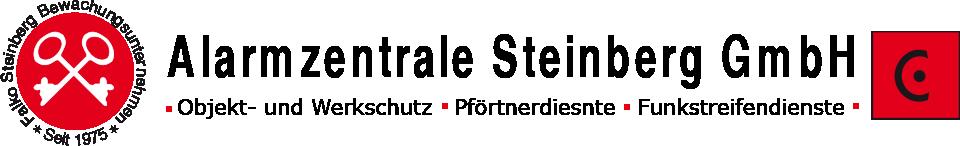 Logo Alarmzentrale Steinberg GmbH