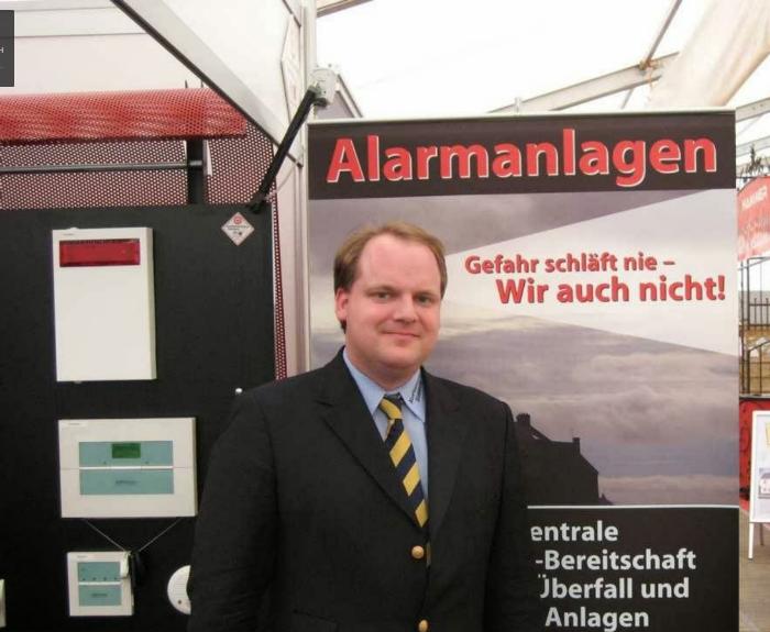 Alarmzentrale Steinberg GmbH aus Reinbek